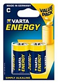 C, Varta LR14 High Energy BL2